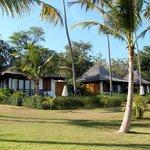 Villas sur la plage