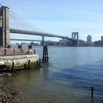 South Street Seaport & Brooklyn Bridge
