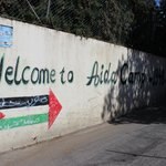 Aida Refugee camp in Bethlehem