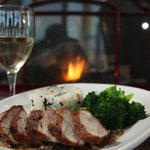 Grilled Pork Tenderloin from Crosswinds Grille