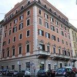 Edificio donde esta el hotel