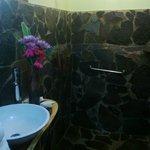 Our gorgeous bathroom