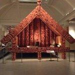 maori display