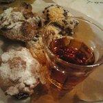 Biscotti di Leo con Vin Santo