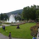 Bad Kissingen Rosengarten