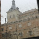 вид из окна (дождь)