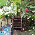 Path to Cabana 1