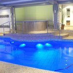 La piscine jakuzzi