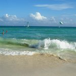 On the beach. Oh My!!