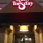 Ruby Tuesday in Enfield, CT