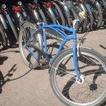 De fiets!