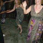 dancing having fun