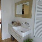 Stylishes Badezimmer