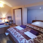 Triple room ( Double bed + single bed) with balcony