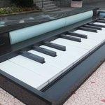 ピアノのオブジェ(音も鳴ります)