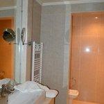 cuarto de baño Opera Plaza:Correcto