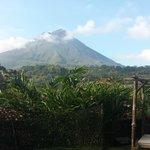 Volcano vue