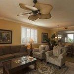 Deluxe Condominium Living/Dining Room