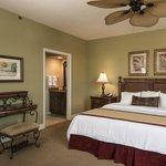 Bayside Condominium Master Bedroom