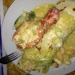Lobster burrito-I still dream about it