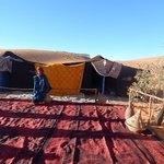 Night in Camp Merzouga Tours