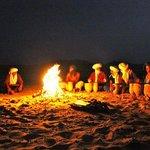 Night in Camp Merzouga Desert Tours