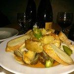 Yummy Sicilian fish stew!