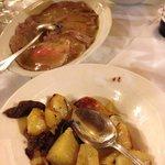 arrosto di vitella con patate