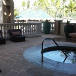 Our own private hot tub