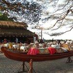 Restaurant plein air