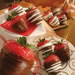 Expansive Concierge Services such as Chocolate Strawberries, Gift Baskets, and Fruit & Cheese Tr