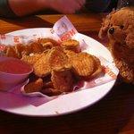 Fried Pickles and Monsieur Turnip