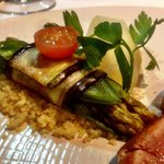 Grilled Tuna Entrecot