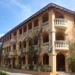 Hotel El Buen Samaritano Foto