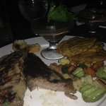 Dining at the El Rancho Steak House & Sea Food