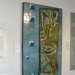 Algumas peças do Museu