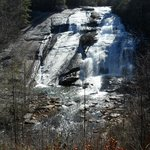 High Falls in Dupont State Recreational Forest