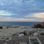 Beautiful Pic of Resort, Beach near sunset due south