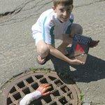 We all float down here Georgie!