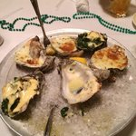 Pappadeaux Duo Oysters