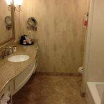 Ramada- bathroom
