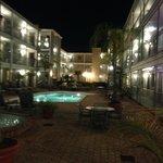 Ramada- courtyard