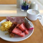 The Avenue Hotel - Koh Samui - Thailand - The Travel Glow - breakfast