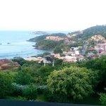 Vista de Joao Fernandez desde el balcón