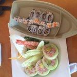 Kanisu & mini Cali rolls