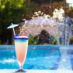 heat, fresh water and delicious drinks are part of your work day