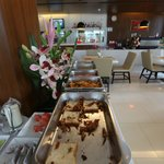 The Avenue Hotel - Koh Samui - Thailand - The Travel Glow - continental breakfast