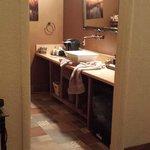 Jean Baptiste bathroom