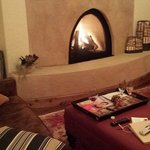 Jean Baptiste fireplace