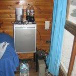 refrigerador que casi no funciona (los estan cambiando)